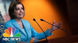 Live: Nancy Pelosi Holds Press Conference   NBC News