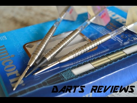 Unicorn ULTRACORE ONE DARTS REVIEW - GERMAN/DEUTSCH