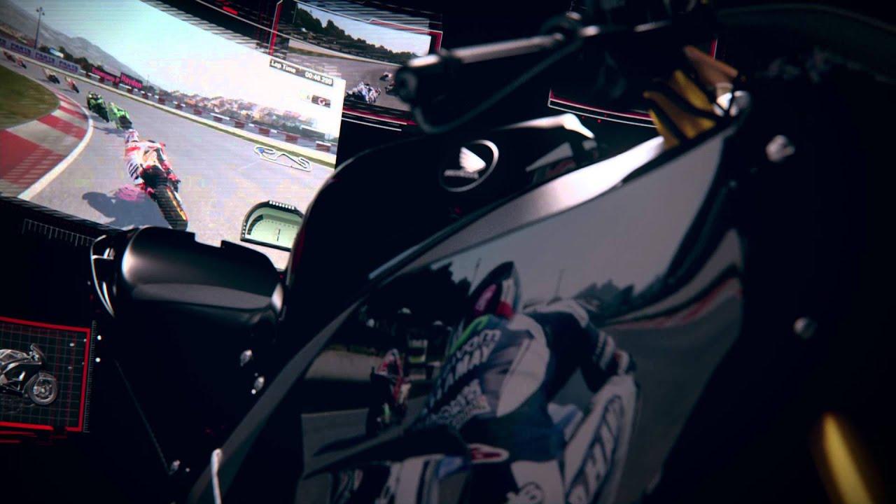 MotoGP™ 15 für PS3 und PS4 enthüllt