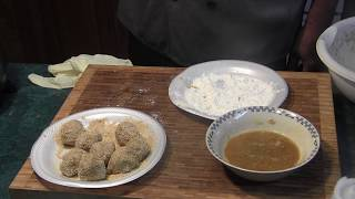 How To Make Awesome Deep Fried Boudain Balls.