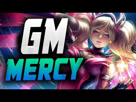 VALE GRANDMASTER MERCY GAMEPLAY ! [ OVERWATCH SEASON 18 TOP 500 ]