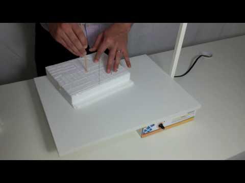 715a063f1bc máquina cortador para cortar isopor - envio 24 horas - vídeo. Carregando  zoom.
