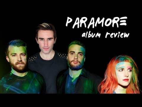 PARAMORE - NEW ALBUM 2013 - Track By Track REVIEW & SINGING!!!