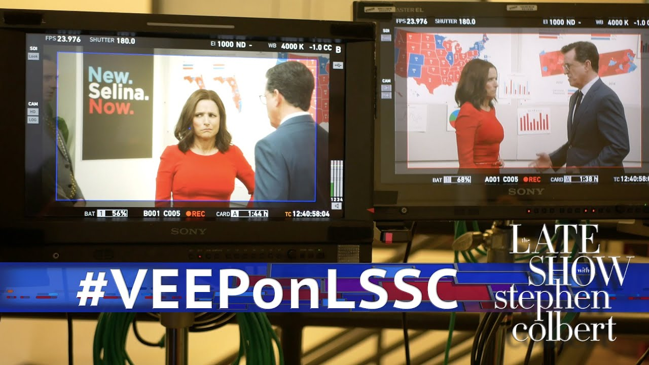 Behind The Scenes: VEEP On LSSC thumbnail