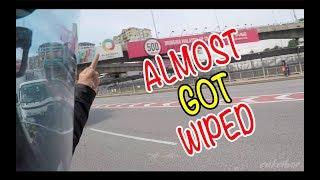 Almost Crashed + Ah Moi + Gadis + CB400 - Yamaha Lagenda 115ZR