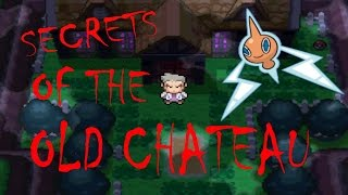 Secrets of the Old Chateau Explained  - Pokemon Theory #1