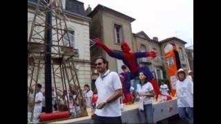 preview picture of video 'FETE DE LA MADELEINE 2008 - MONT DE MARSAN par Eddy & France'