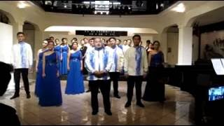 """ABChorale graduating batch sings Mike Doria's """"Before We Say Goodbye"""""""