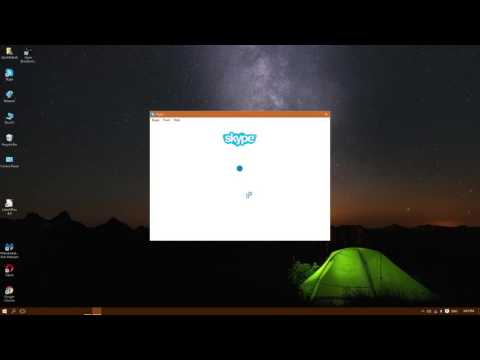 How To Use Skype Windows 10