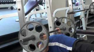 Calgary Fitness Tutorial - Bench Press
