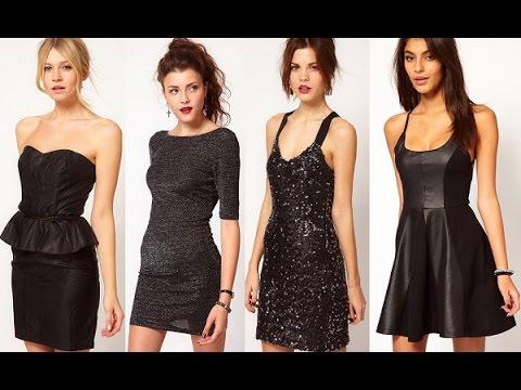 Как выбрать платье на Новый Год? Вытворяшки