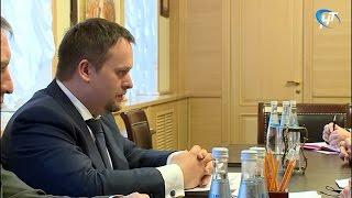 Андрей Никитин встретился с членами Федерального Собрания страны, представляющими наш регион