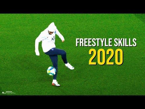 Football Freestyle Skills 2020 #3 | HD
