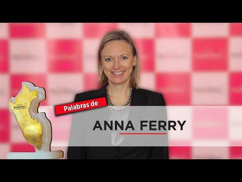 """Anna Ferry: """"Premios ProActivo es una buena iniciativa, la sostenibilidad es clave para el sector"""""""