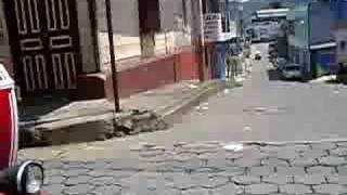 preview picture of video 'MALACATAN...PASEANDO POR EL PARQUE ''