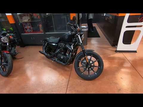 2020 Harley-Davidson Sportser Iron 883 XL 883N