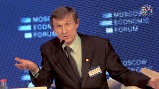 Василий Мельниченко на МЭФ 2016