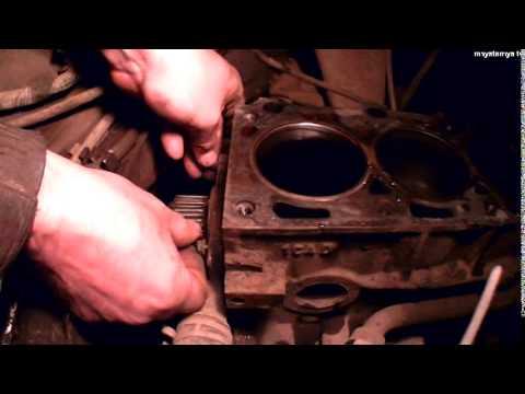 ремонт двигателя Chery Amulet часть 2