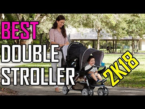 Best Double Stroller Review in 2018