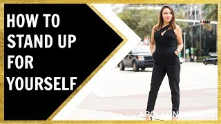 How To Stand Up For Yourself In A Relationship   10 Ways To Start Now!