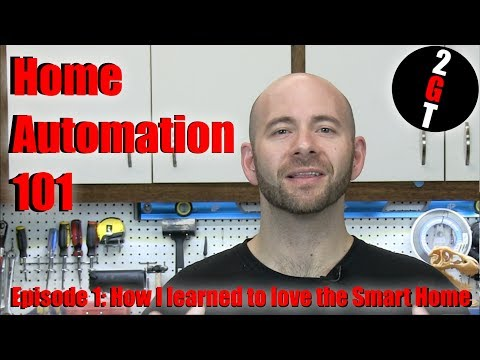 Home Automation 101 - Episode 1: How I learned to love the Smart ...