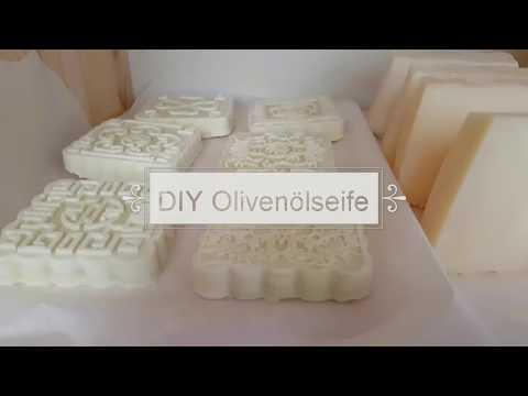 DIY: Olivenölseife selber machen