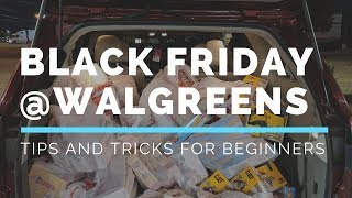 Amazon FBA for Beginners:  Black Friday Finds at Walgreens