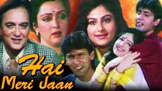 Hai Meri Jaan Full Movie | Hema Malini Hindi Movie | Kumar Gaurav | Ayesha Jhulka | Sunil Dutt