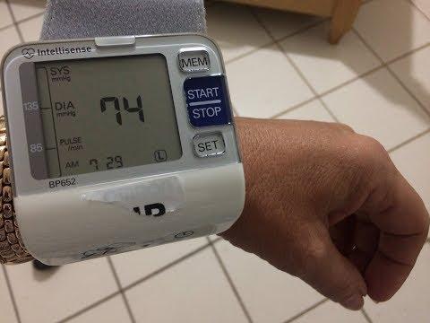 Un pulso en la hipertensión de grado 2