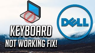 Fix Dell Keyboard Not Working Windows 10/8/7 - [3 Solutions 2021]