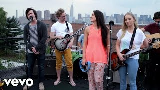 Sheppard - Let Me Down Easy (BalconyTV)