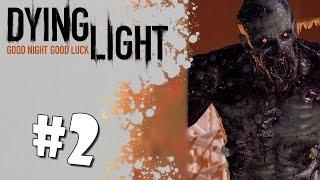 Dying Light кооп #2 - Первая ночь (нарезка, смешные моменты, баги)