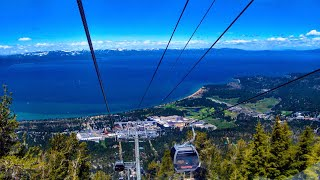 Heavenly Mountain ⛰ Lake Tahoe: Scenic Gondola & Adventure  Rides - Mountain Coaster & Zip-lines