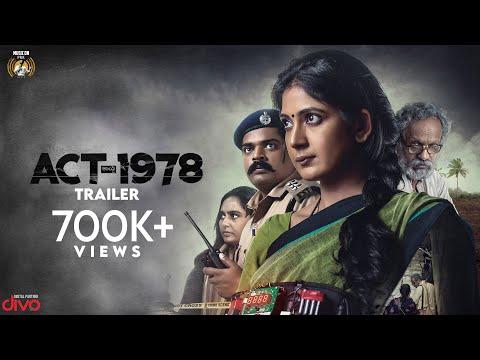 ಆ್ಯಕ್ಟ್ - 1978 ಟ್ರೇಲರ್