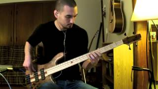 Taproot - I Will Not Fall For You - Bass Play Thru
