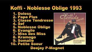 Koffi Olomide – Noblesse Oblige 1993 Album | Congo Souvenirs