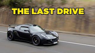 The Last Drive // Farewell LOTUS