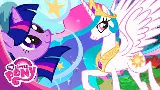 Мультфильмы для детей Май Литл Пони (My Littly Pony)!  Лучшие сборники #MLP #МЛП