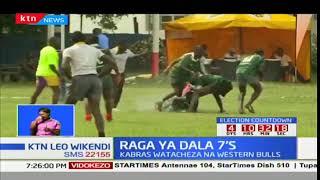Raga ya Dala 7's: Timu ya Kabras kucheza na Western Bulls