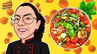 Tomato Confit (Tomate Confitado)