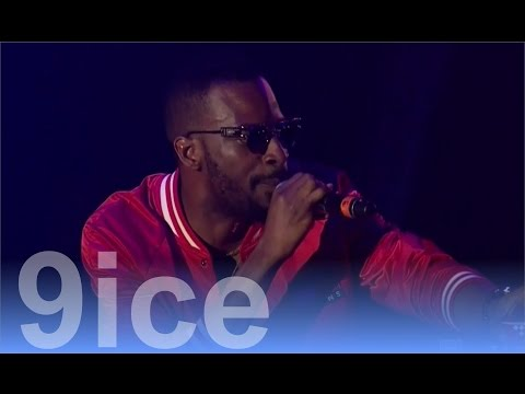9ICE PERFORMANCE at One Africa Music Fest 2017