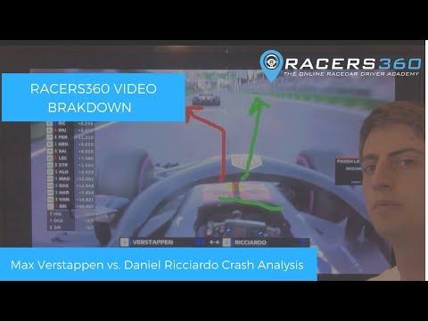 Formula 1 Azerbaijan Grand Prix - What Happened In Redbull Team Car Crash