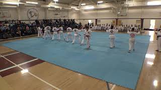 Black Belt Exam April 2019