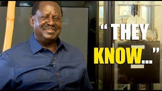 Raila: Government knows there will be consequences after my swearing in