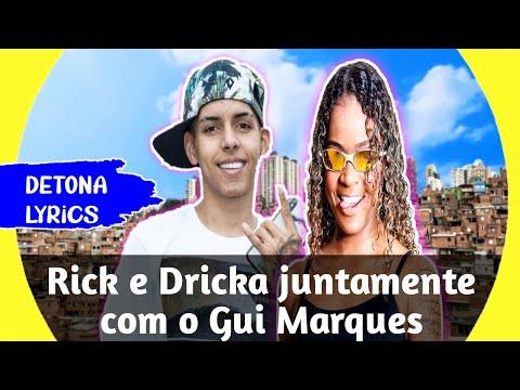 MC Dricka e MC Rick - Mexe Com Meu Macho (Letra Oficial)