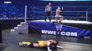 SmackDown  Rey Mysterio vs. CM Punk -- WrestleMania Rewind Match