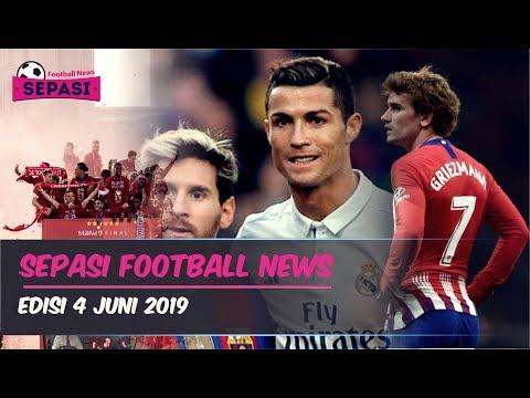 Messi Rindukan Ronaldo 👋Parade Juara Liverpool ✍️ Kemana Griezmann ? ⚽️ Berita Bola Terbaru Hari Ini
