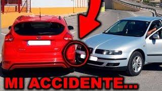 He tenido un ACCIDENTE de coche y la POLICÍA ME CULPA por esto... | BraxXter