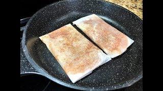 Сочная КУРИНАЯ ГРУДКА жареная в пергаментной бумаге на сковороде. Вкус- ФАНТАСТИКА!