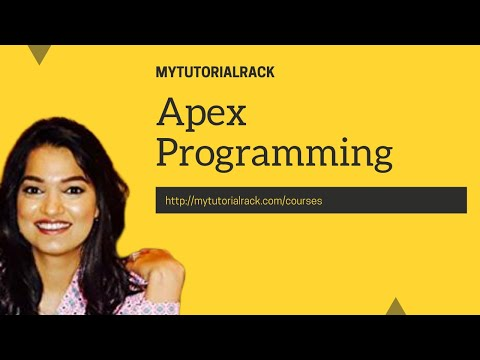 Apex Programming Tutorial for beginners: Classes and Object in ...